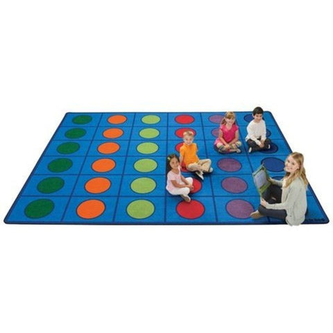 Seating Circles Rug
