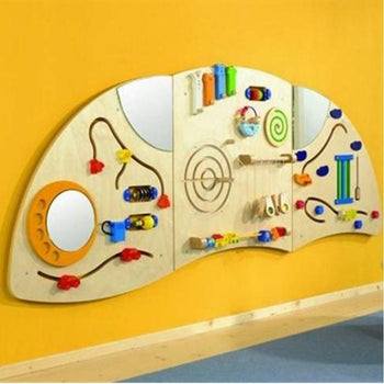 HABA Sensory Learning Wall - 3 Piece Set - 20-LWS-100