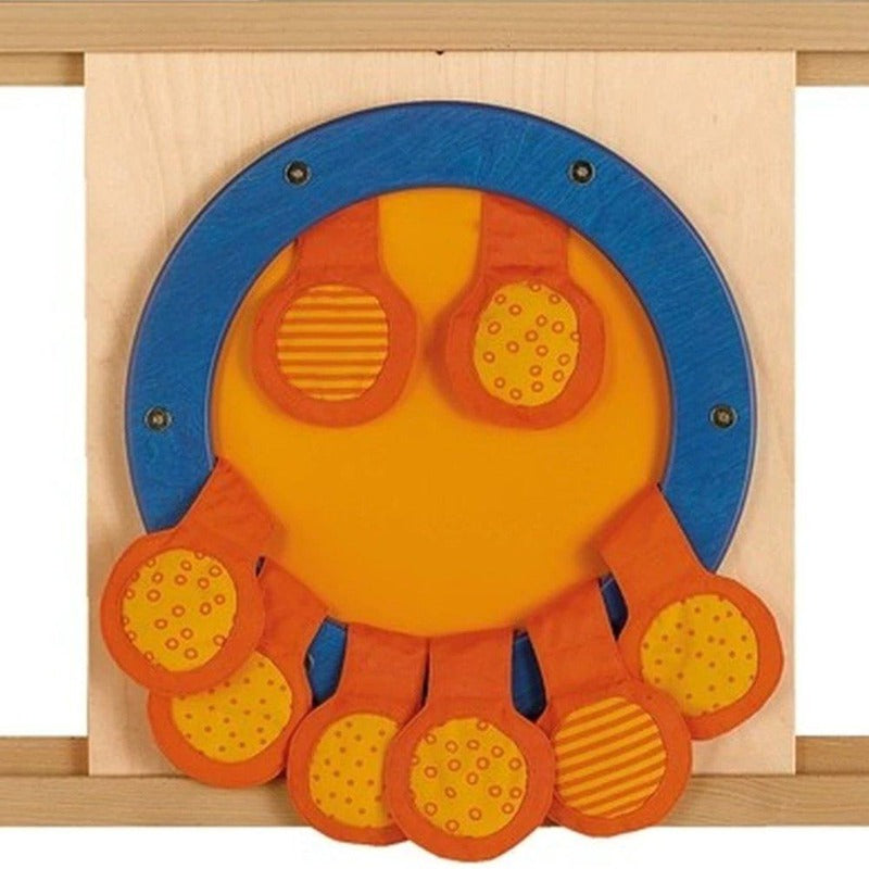 Sensory Touch & Feel Pouches Wall Panel - HABA 120375
