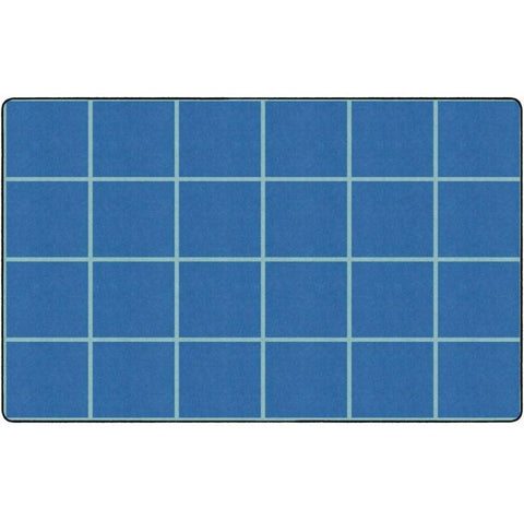 Serene Seating Deep Blue Sea Classroom Rug