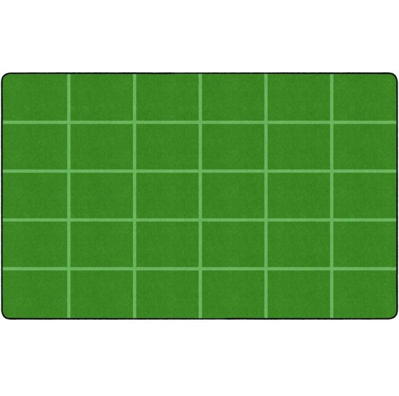 Serene Seating Grass Green Rug