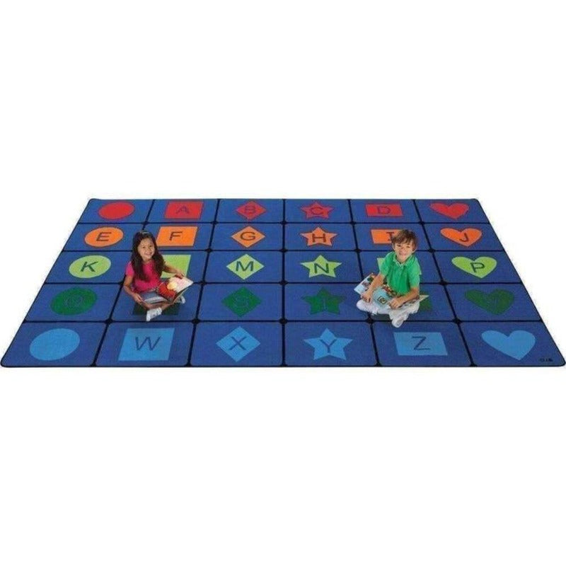 Simple Shapes Seating Factory Second Rug