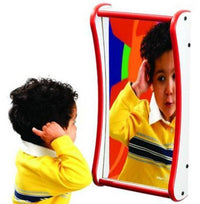 Small Funhouse Faces Giggle Mirror - Made by Playscapes