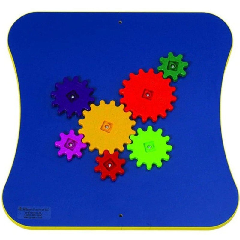 Small Gears Panel Toy - Gressco PP305