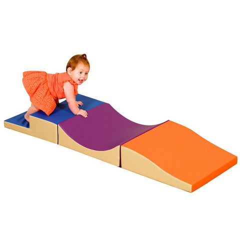 Soft Touch Valley Trio Climber for Toddlers