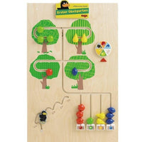 The Orchard Wall Activity Panel Toy