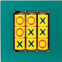 Tic Tac Toe Wall Panel