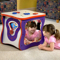 Toddler Oasis Play Cube