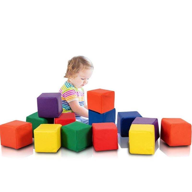 Toddler Primary Soft Blocks