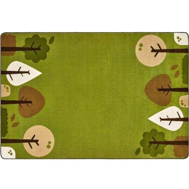 Tranquil Trees Factory Second Rug