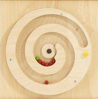 Turning Spiral Sensory Wall Panel - HABA 120396