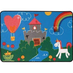 Value Line Fantasy Fun Rug 3' x 4'6