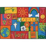 Value Line Inspirational Patchwork Rug