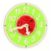 Watermelon Wiggle Clock Wall Toy - 20-CLK-010