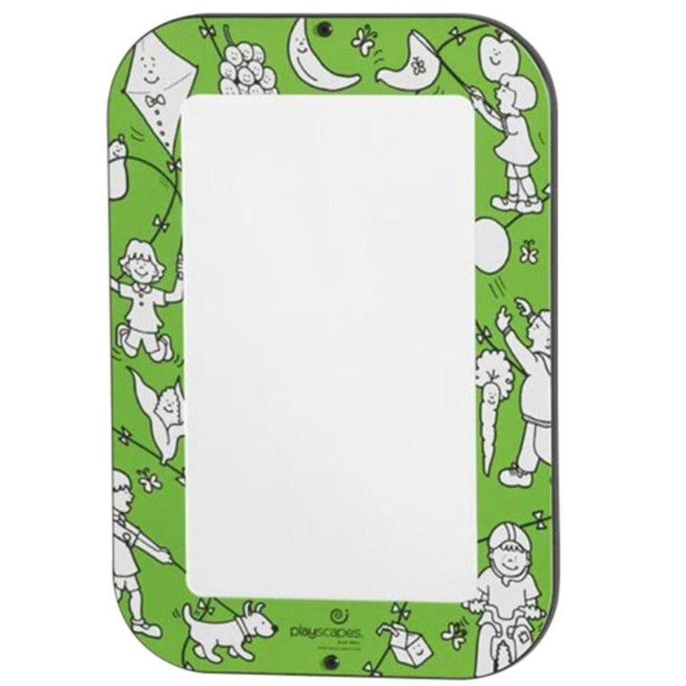 Wellness Acrylic Wall Mirror