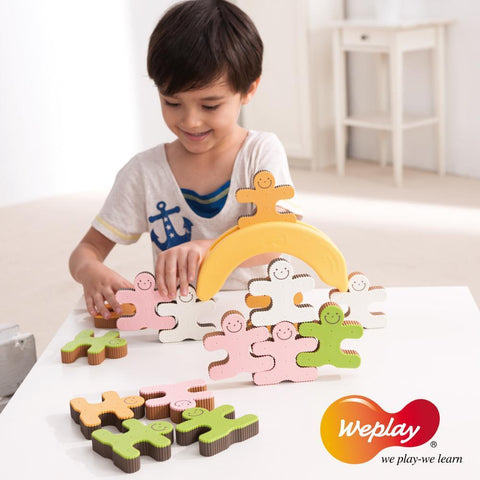 Weplay Cookie Festival Building Toy - KF0010