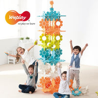 Weplay Icy Ice Building Set KC0005