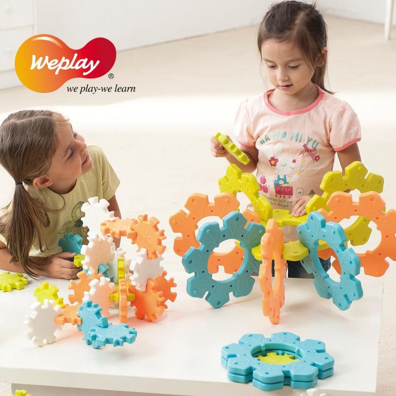 Weplay KC0005 Icy Ice Toy Building Set