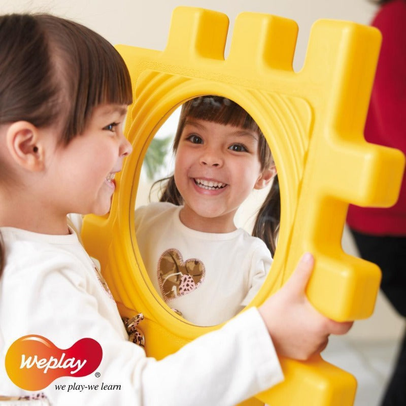 Reflector Cube Building Set - Weplay KT1002