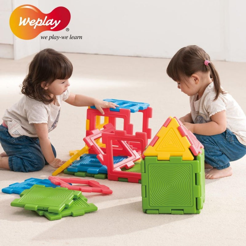 Weplay We-Blocks Mini Set of 28 - KC3002-028