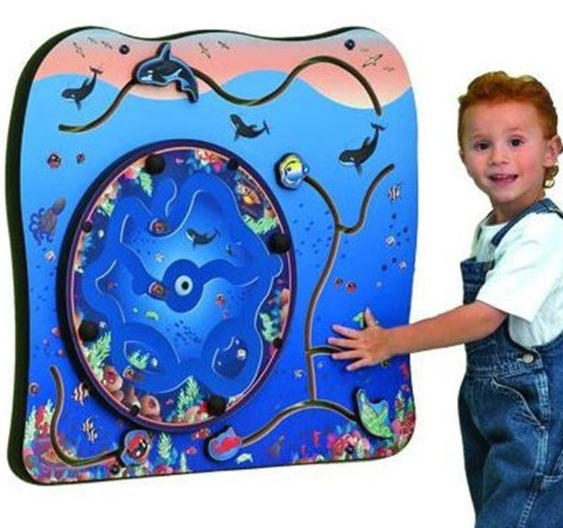 Whale of a Time Wall Toy - Playscapes 20-SSP-000