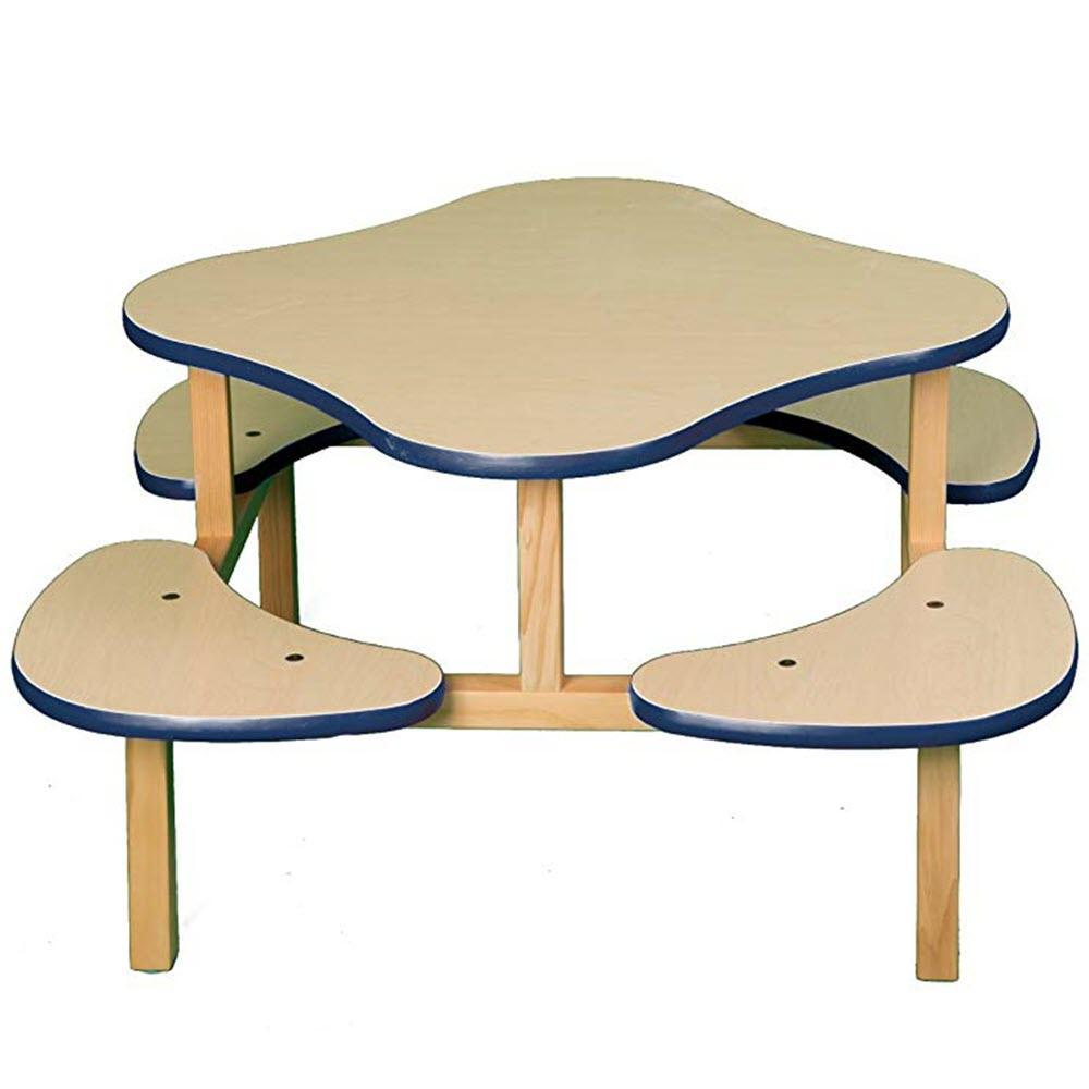 Wild Zoo Play Table