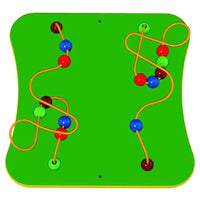 Wire and Beads Wall Panel Toy - Playscapes - PP306