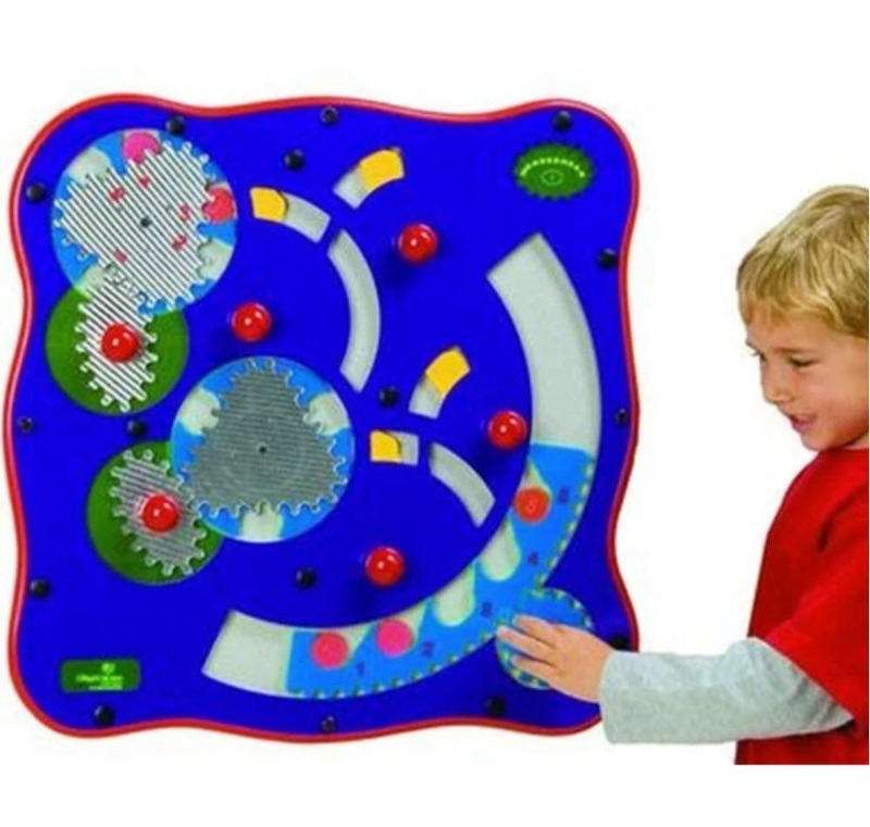 Wondergear Activity Wall Toy - Made by Playscapes 20-GRS-001