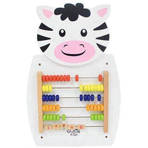 Zelda Zebra Counting Wall Toy