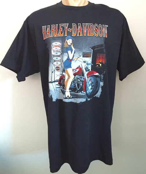 302936730  H-D®  Mechanic  T-Shirt