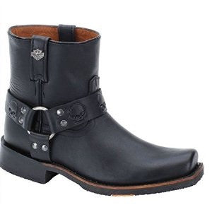 D93257 H-D Men's Thornton 6.25-Inch Black