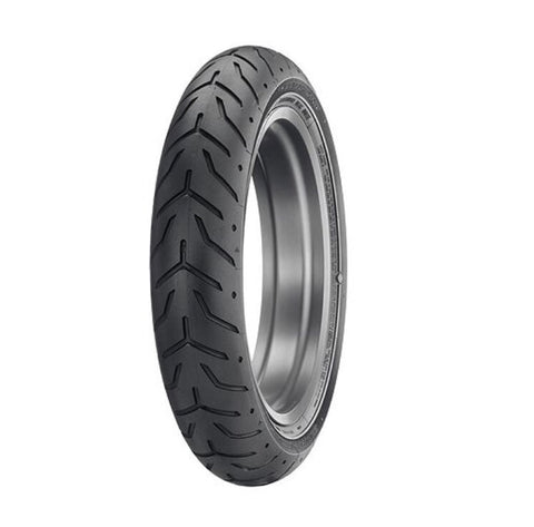 "43100013 Dunlop H-D 130/60B19 Blackwall 19"" Front"