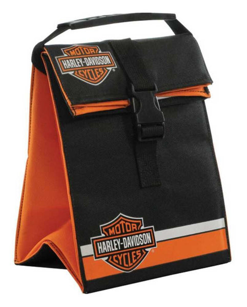 LB30266 H-D B&S Insulated Lunch Bag