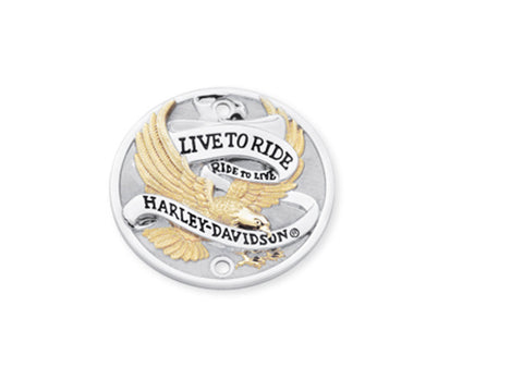 Live To Ride Timer Cover 32585-90T