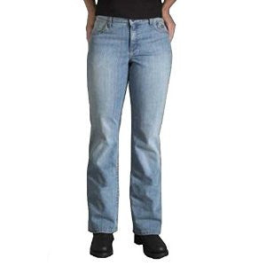 99166-14VW - HD Womens Stretch Fit Boot Cut Stretch Regular, Blue