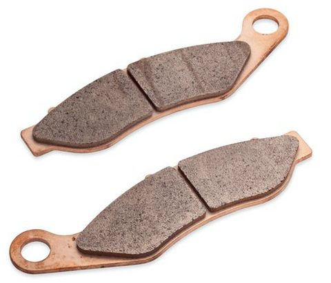 41300027 H-D Original Equipment Front Brake Pads 14-later Trike models