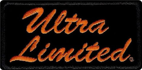 EM1061642 Harley Davidson Ultra Limited Patch