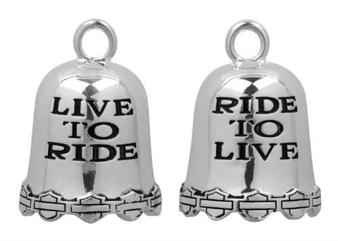 HRB028 - Davidson® Live To Ride Ride Bell