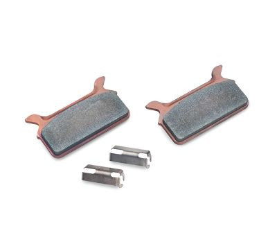 43957-86E H-D Original Equipment Rear Brake Pads 86-'99 FLT, FLHT, FLHS, FLHR models