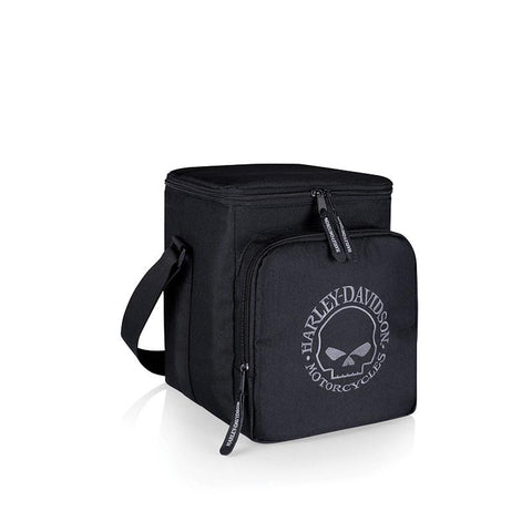 450-00-175-004-7 H-D Renegade Willie G Skull Black Cooler