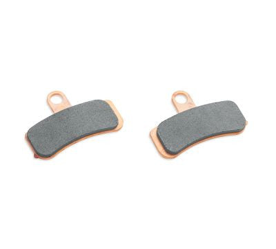 46363-11 H-D Original Equipment Front Brake Pads 12-later Dyna® and '11-14 Softail® models (except Springer™)