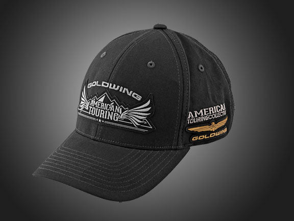T54-7350 Goldwing American Touring Cap