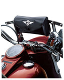 56626-99 Fat Boy Windshield Bag with Die-Cast Concho