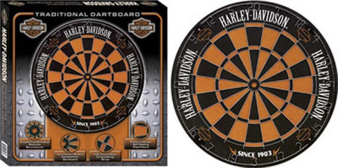 61978DS H-D Traditional Bristle Dartboard