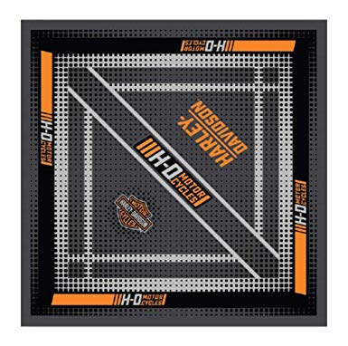 BA31554 Harley-Davidson Men's Traction Bandana