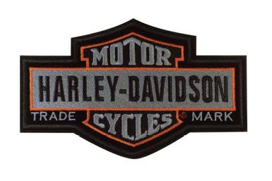 DC313754 - Harley-Davidson® Nostalgic B&S Medium Decal