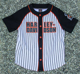 1082529 HD Boys Jersey Baseball Shirt, Black