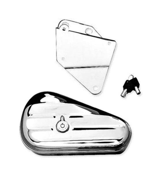 64230-08 Chrome Softail Toolbox