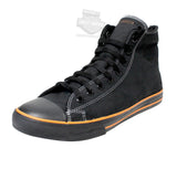 D83196 Harley-Davidson® Womens Flora Black Casual Shoe