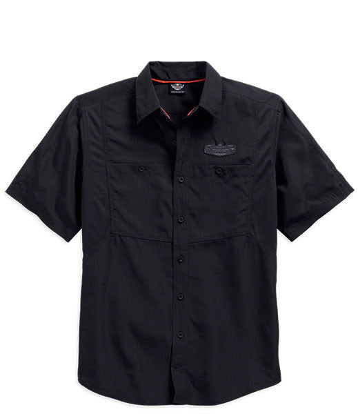 96007-16VM H-D® Fast-Drying Ripstop Shirt